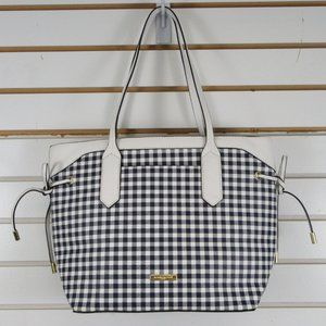 London Fog Leather Purse super cute pattern